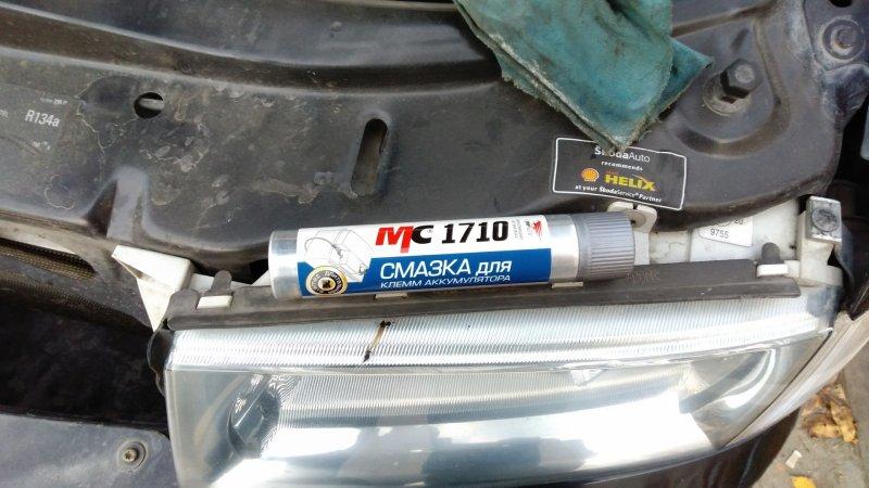 Смазка для клемм аккумулятора МС 1710
