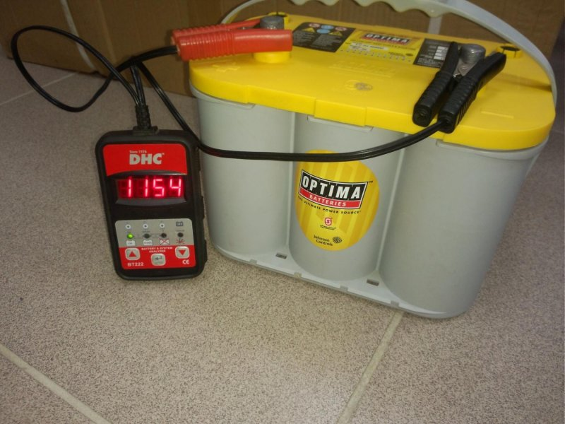 Зарядное устройство для гелевой АКБ
