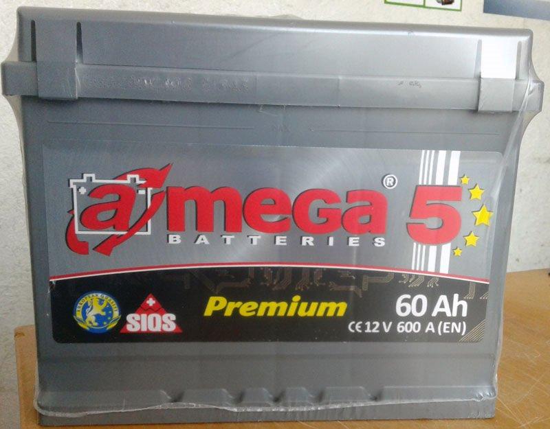 АКБ A-Mega Ultra/Premium