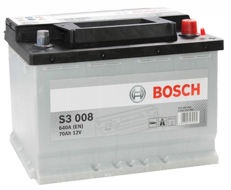 АКБ Bosch S3
