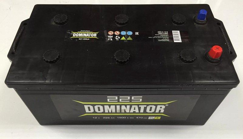 АКБ Dominator 225