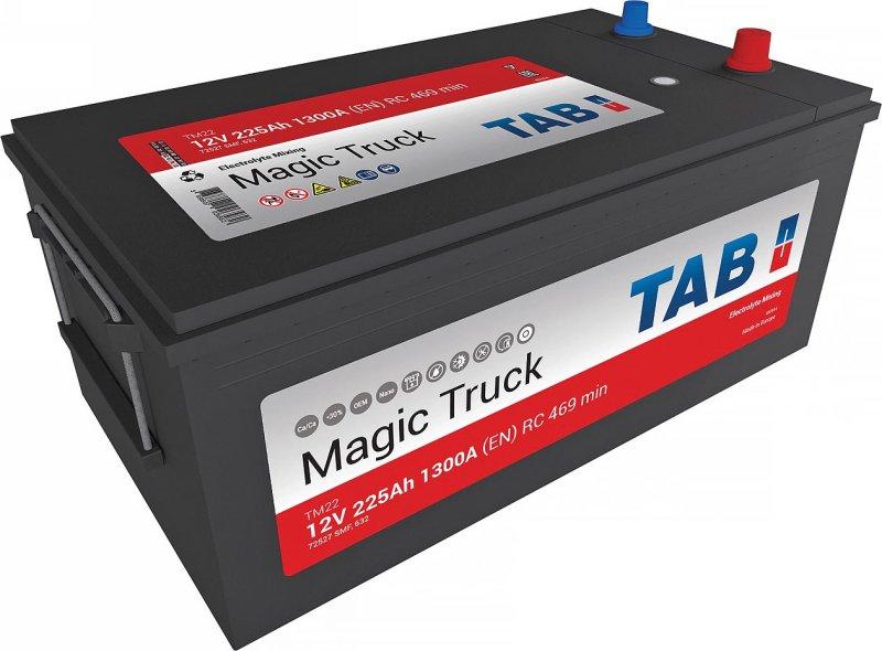 АКБ TAB Magic Truck