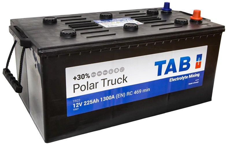 АКБ TAB Polar Truck