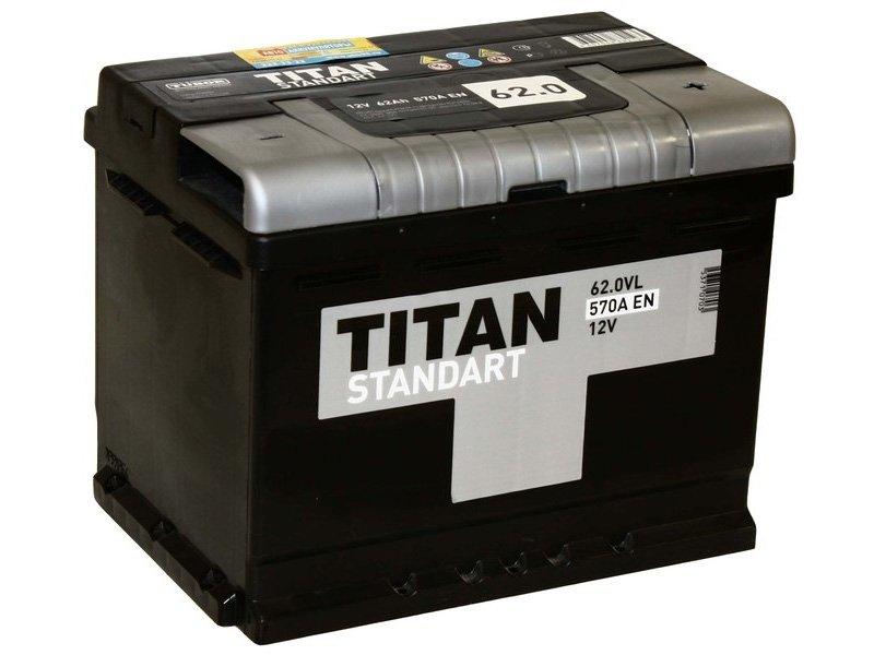 АКБ Titan Standart