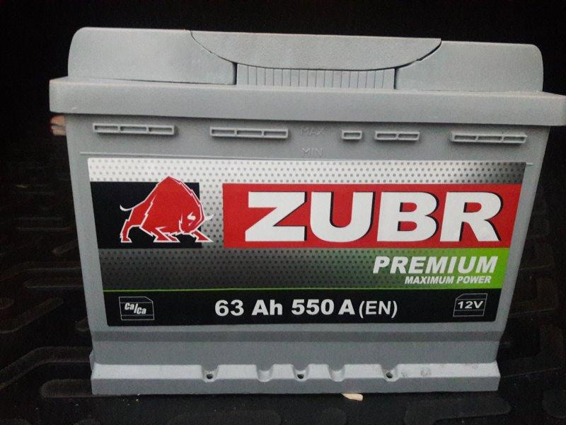 Аккумуляторная батарея Зубр