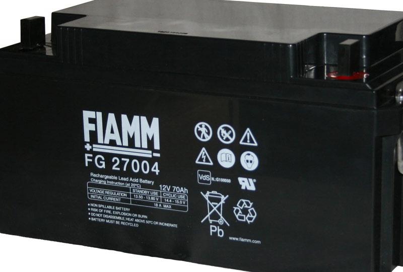 Аккумуляторная батарея Fiamm