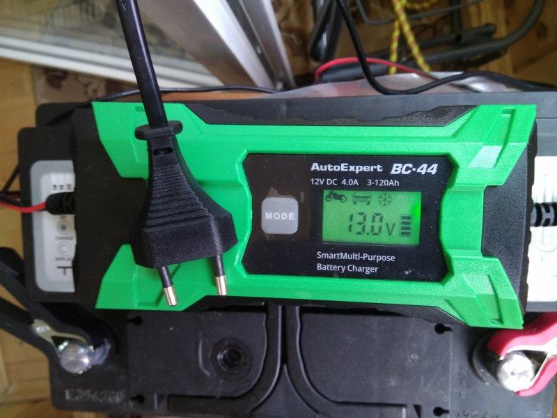 ЗУ AutoExpert BC-44