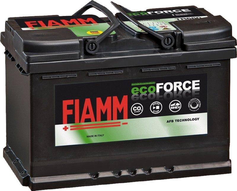 АКБ Fiamm Ecoforce AFB