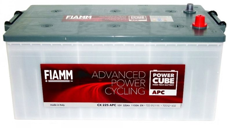 АКБ Fiamm Power Cube