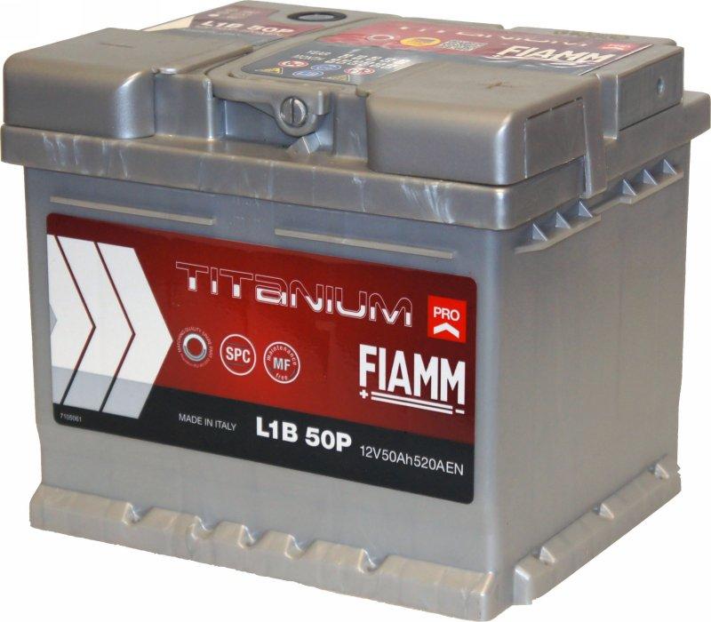 АКБ Fiamm Titanium Pro