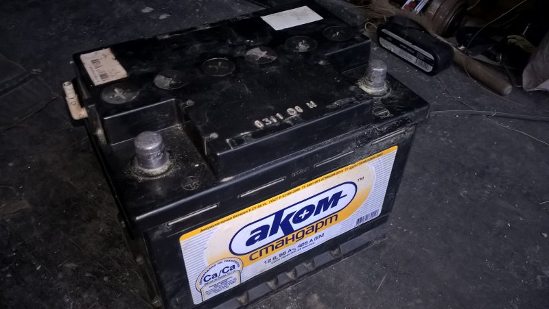 Аккумулятор для Лада Калина