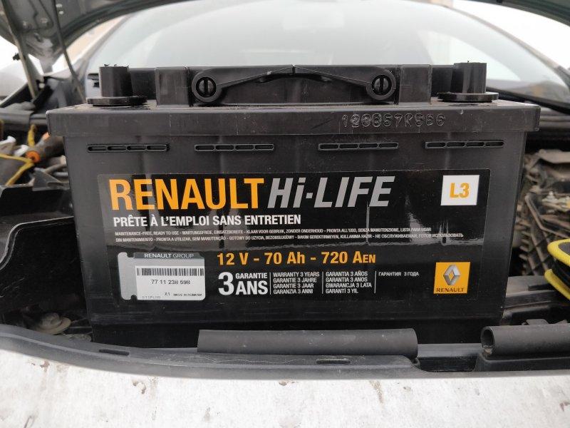 Аккумуляторная батарея для Renault Fluence