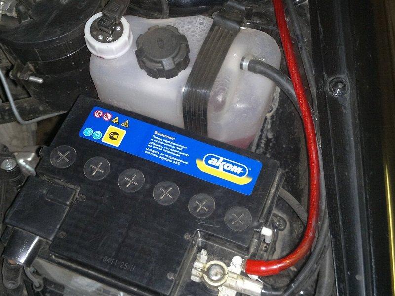 Аккумуляторная батарея ВАЗ-2114