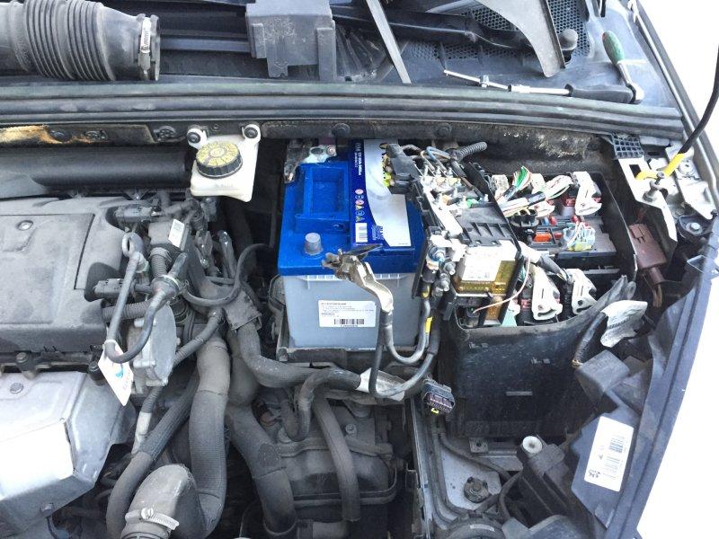 АКБ на машину Peugeot 308