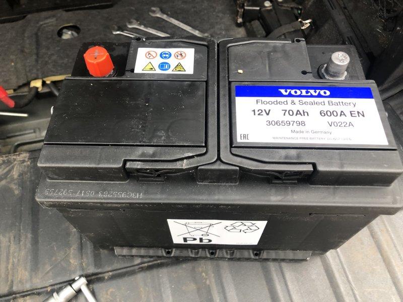 Аккумуляторная батарея для Volvo XC90
