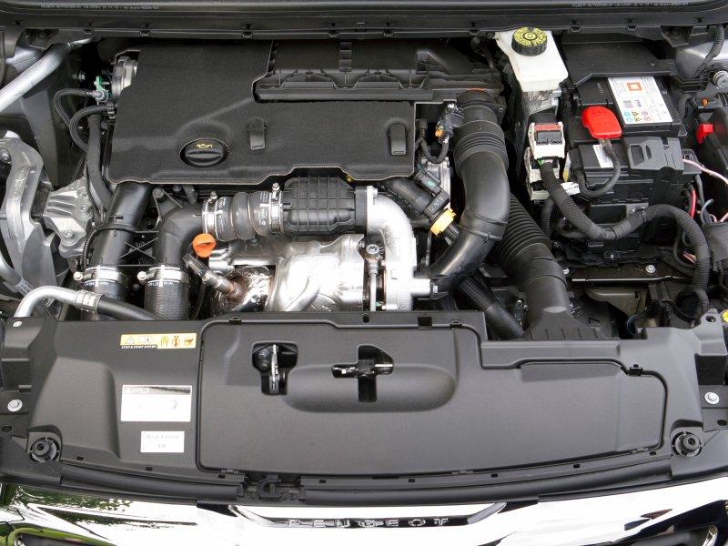 Аккумулятор в Peugeot 308