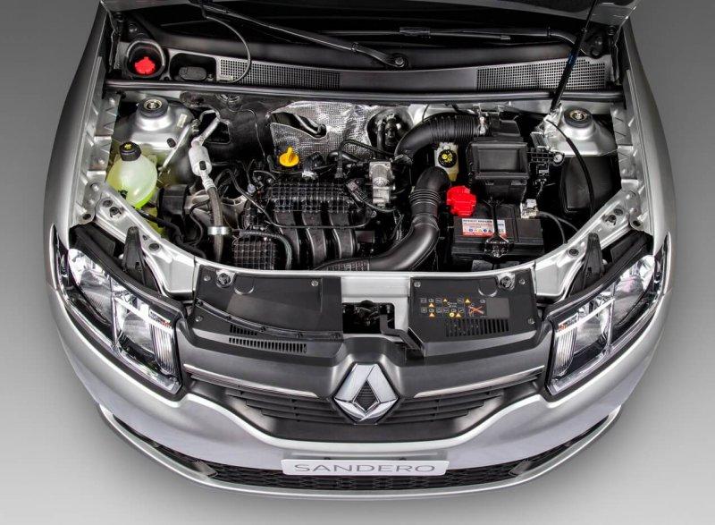 Машина Renault Sandero