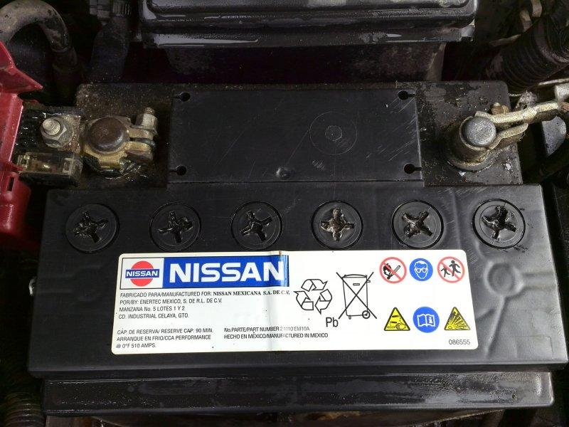 АКБ для Nissan Tiida