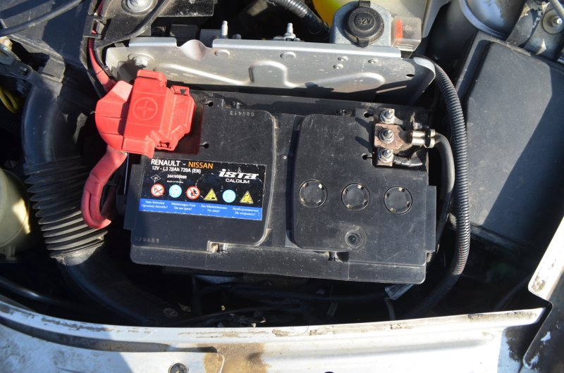 Аккумуляторная батарея Lada Largus