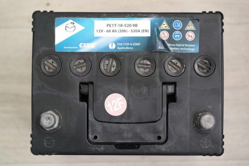 Аккумуляторная батарея Mazda CX-5