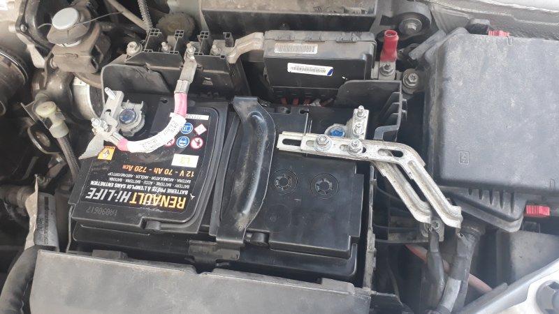 Аккумуляторная батарея Renault Megane