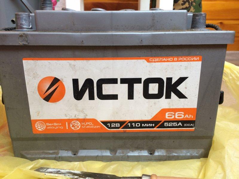 Аккумуляторная батарея УАЗ Патриот